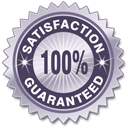 Satisfaction Guarantee logo